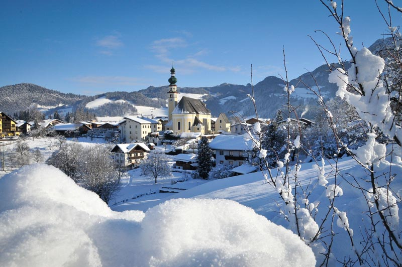 Winter Holidays in the Alpbachtal